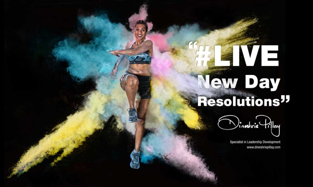 Live New Day Resolutions