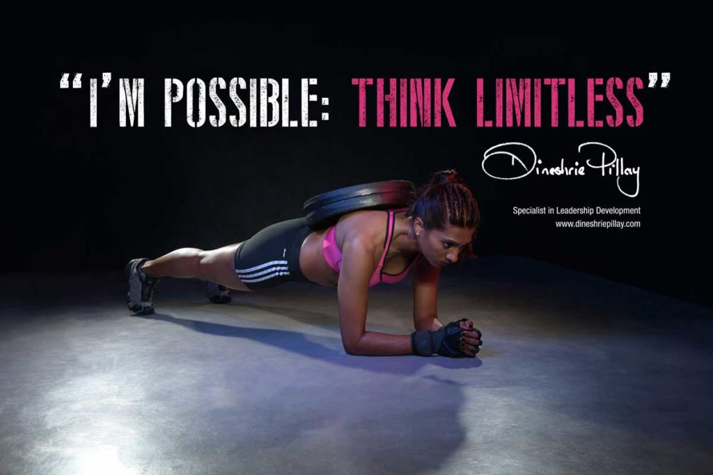 I'M Possible. Think Limitless
