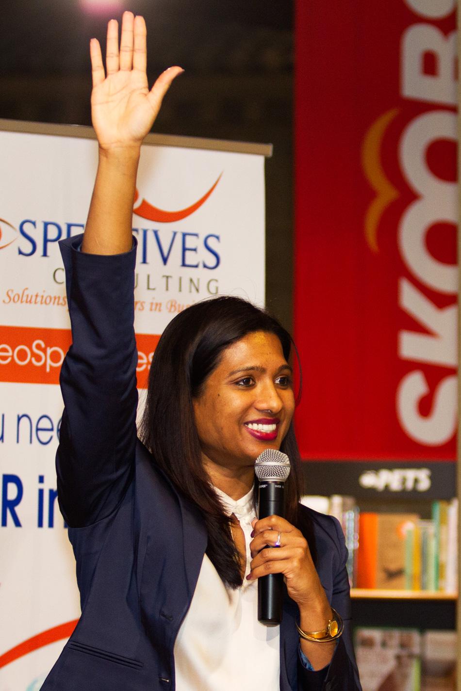 Event Speaker - Standard Bank, Rosebank - July 2016