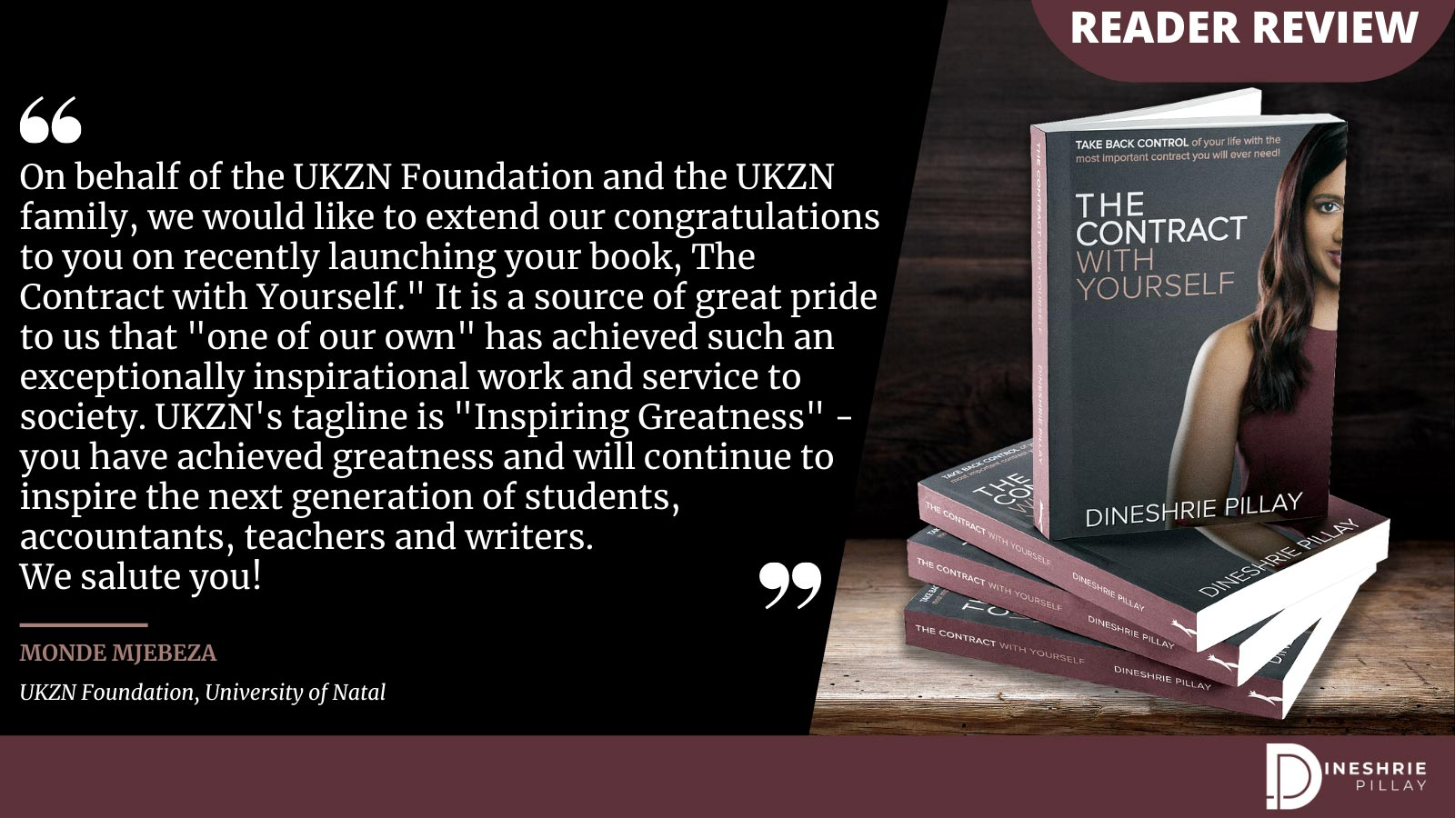 Review_Contract with yourself_UKZN